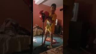 Аз съм боксьор