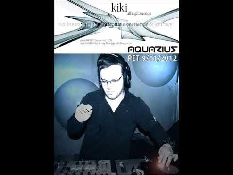 "Top DJ Mag pres.KIKI ""All Night Session"" @ Aquarius, Zagreb, 9.11.2012"