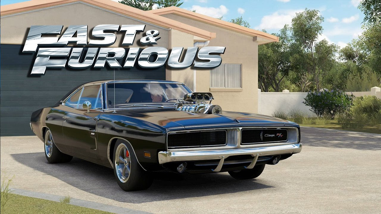 Forza Horizon 3 The Fast And The Furious Vin Diesel S 1969 Dodge
