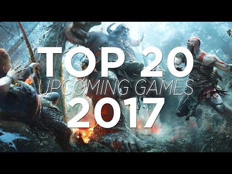 "Tunisia Technology Reviews ""Game Zone"" : TOP 20 UPCOMING GAMES 2017"