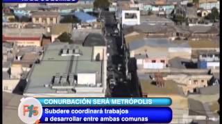 CONURBACIÓN LA SERENA  COQUIMBO