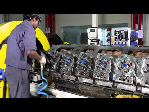 Cummins Remanufacturing Benefits Featuring The ReCon India Facility