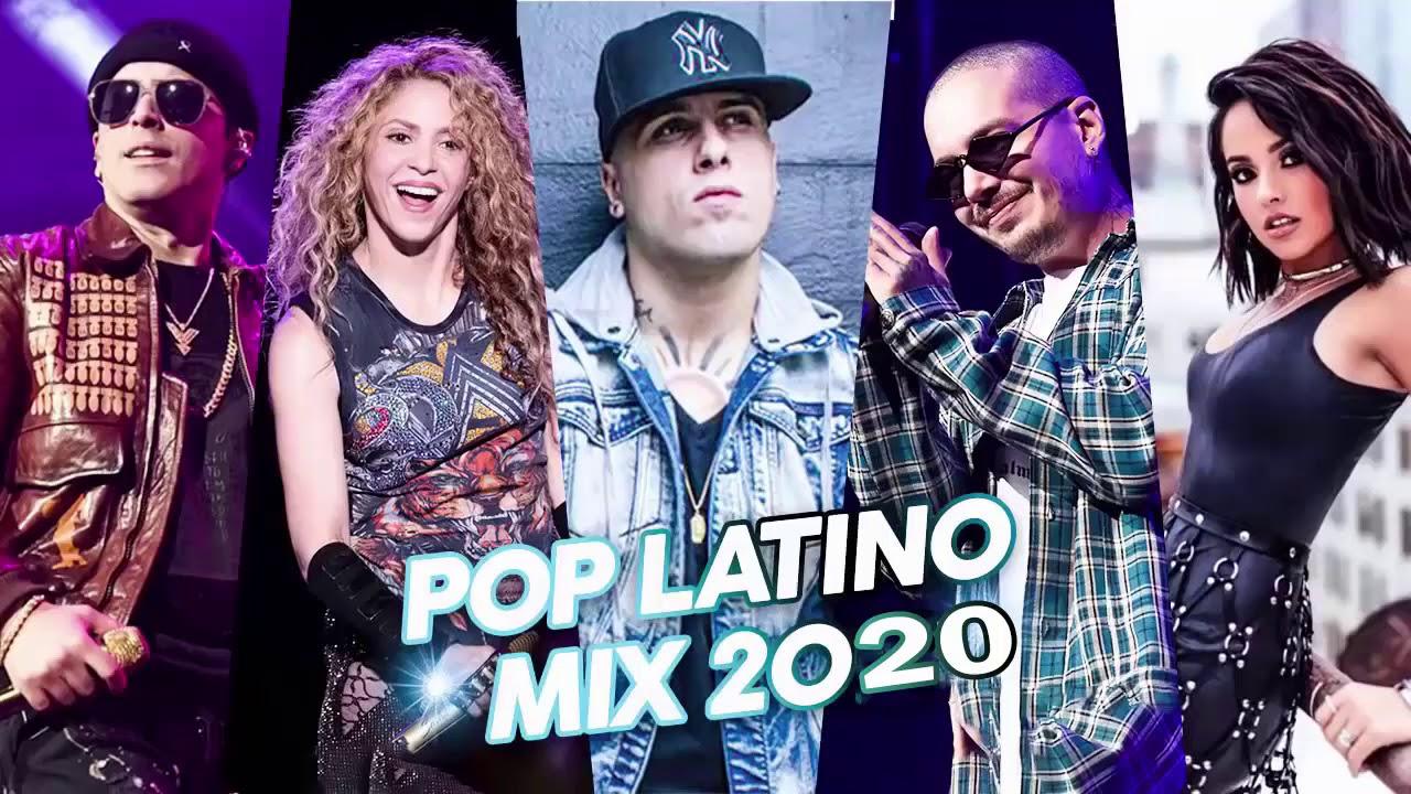 Fiesta Latina Mix 2020 Maluma Shakira Daddy Yankee Wisin Yandel Thakia Musica Latina 2020 Youtube