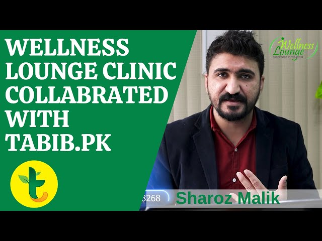 Wellness Lounge Hair Transplant & Skin Care Clinic Islamabad Collaborated with Tabib.pk