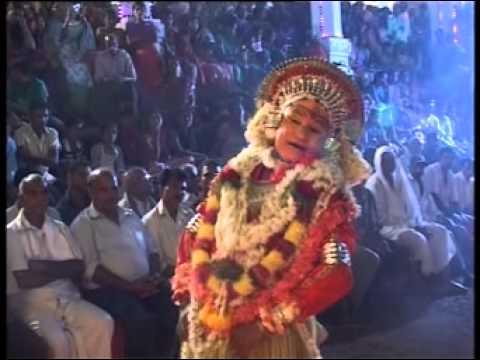 Muchur Utsava 2013 - Bhoota Kola
