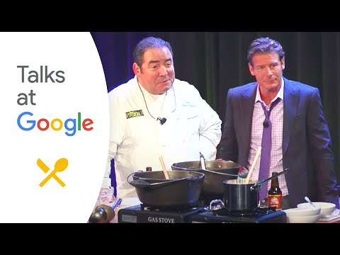 "Emeril Lagasse & Ty Pennington: ""On the Menu"" 
