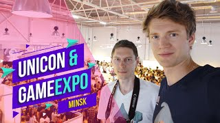 UNICON & GAMEEXPO 2019 MINSK