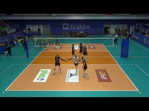 Krakow vs Bielsko Biala (black shirt, n°9)