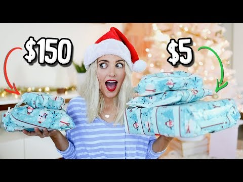 Guessing Cheap vs Expensive Gifts! + HUGE GIVEAWAY!! | Aspyn Ovard