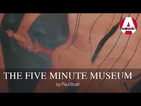 The Five Minute Museum: A Stop Motion Animation Shows the History of Civilization at Breakneck Speed