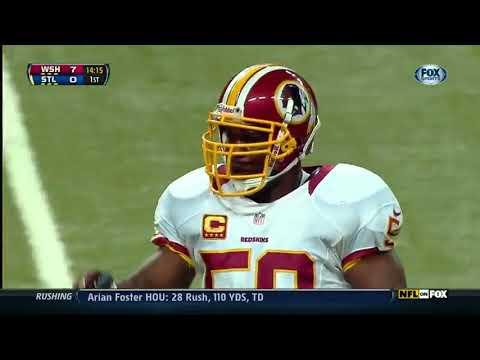 2012 Redskins @ Rams