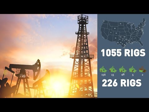Active Drilling Rigs - September 2018