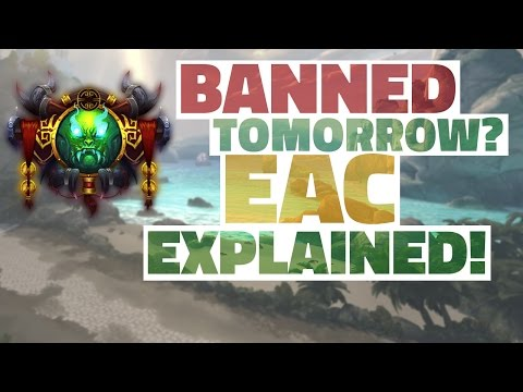 SMITE: Can I get BANNED tomorrow? What is EAC? Easy Anti Cheat explained!