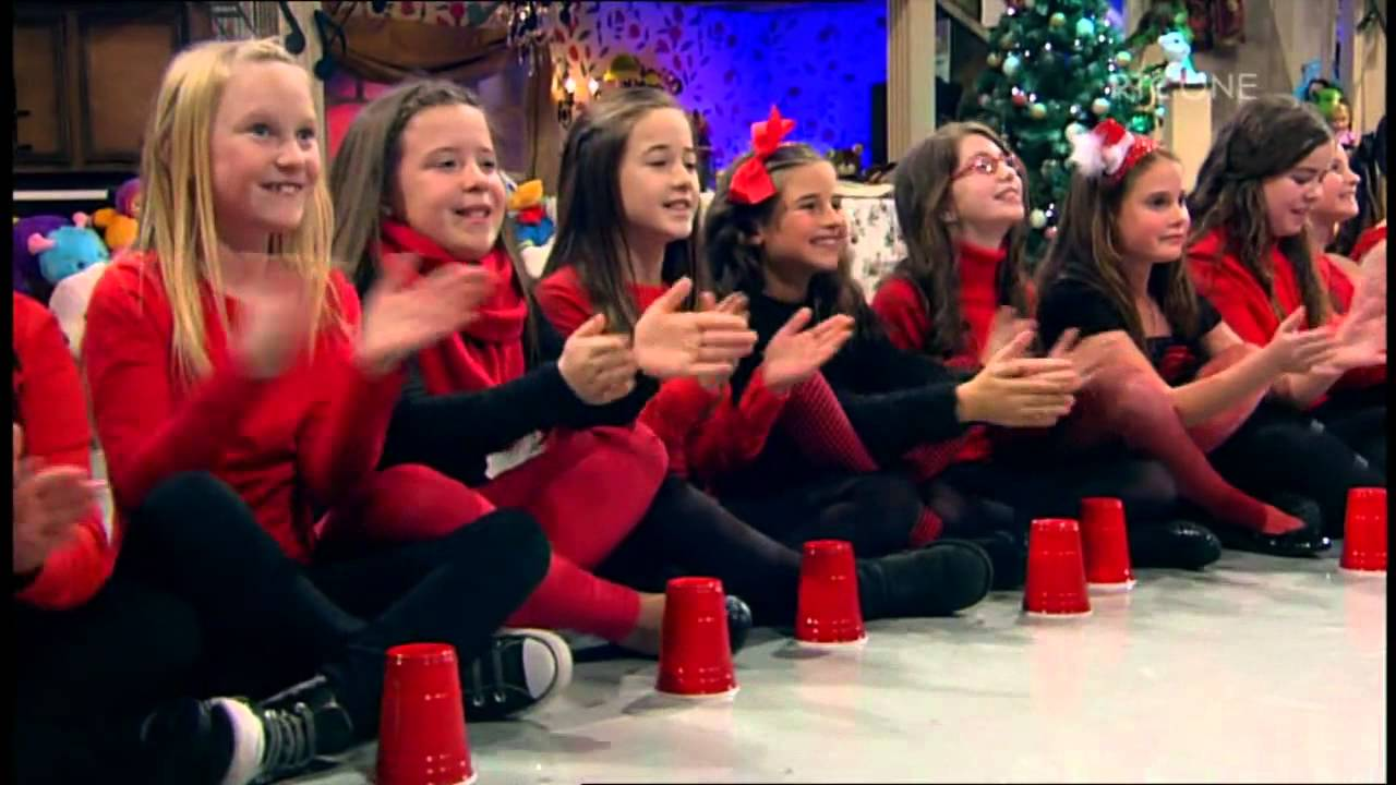 The Cup Song | The Late Late Toy Show 2013 - YouTube