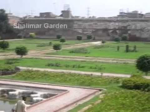 shalimar Garden Lahore Pakistan.mp4