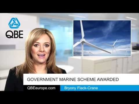 Government marine scheme awarded development cash