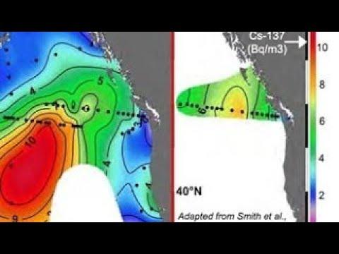 Fukushima Radiation Hitting West Coast of North America!!!
