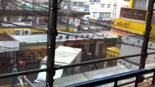 2011/3/11 東北地方太平洋沖地震(東日本大震災)の東京都中野区の揺れ
