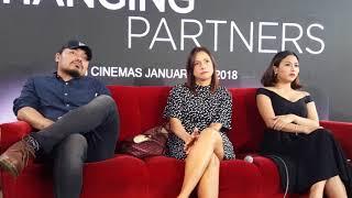 Changing Partners Presscon Agot Isidro Anna Luna Jojit Lorenzo Sandino Martin  Direk Dan Villegas