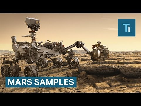 NASA Plans To Send Mars Samples Back To Earth