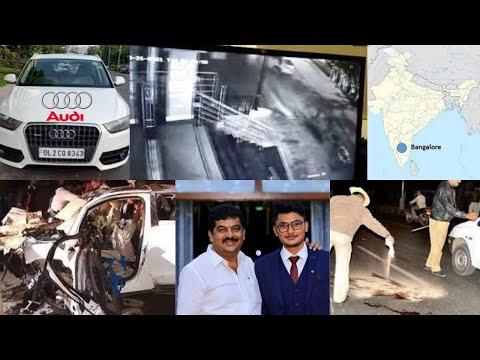 No one wore seat belts, so airbags didn't open: Police as 7 die in B'luru Audi crash