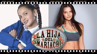 La hija del Mariachi  // Los actores Antes y Después