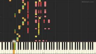 Little Richard - Tutti Frutti (Piano Tutorial) [Synthesia Cover]