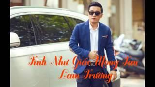 [Audio] 6. Tình Như Giấc Mộng Tan   Lam Trường