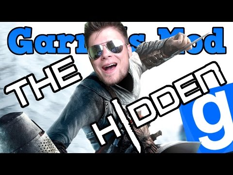 HIDDEN ASSASSIN! | Garry's mod (Z Kumplami) #337 - The Hidden! (#31) /Zagrajmy w