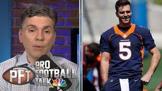 Offseason examination: Joe Flacco's impact on Denver Broncos | Pro Football Talk | NBC Sports