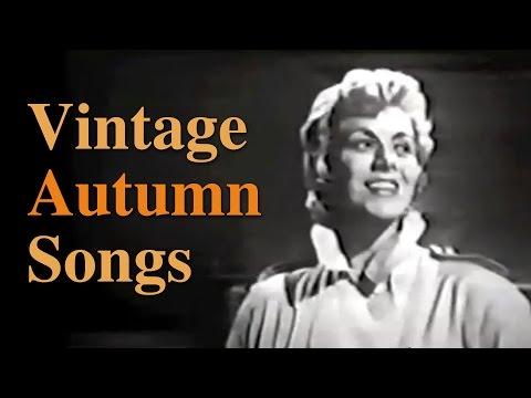 12 Vintage Autumn Songs 1/2