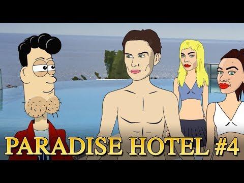 Paradise Hotel #4 - Collab med Guld Dennis