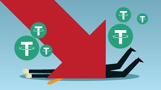 Will TETHER's MELTDOWN Cause BITCOIN's BULL RUN?