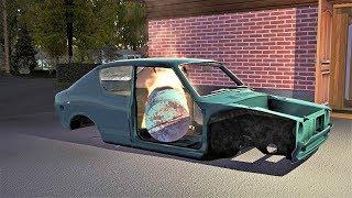 MY SUMMER CAR - Czas zacząć składać auto!