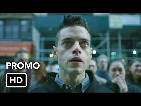 Download Youtube: Mr. Robot 3x07 Promo