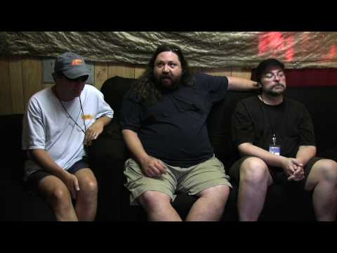 Widespread Panic Interview at Bonnaroo