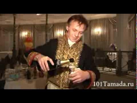 Тамада ведущий на свадьбу Сергей Курбатов СПб