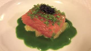 Citrus Marinated Salmon: Cooking The French Laundry