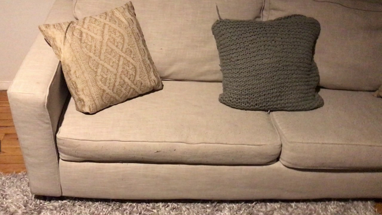 West Elm Henry Sofa 86 Twill For