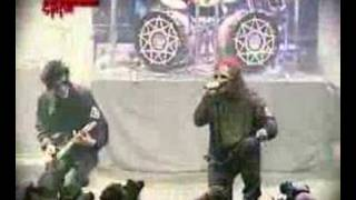 Slipknot - Sic [LIVE - London 2004]