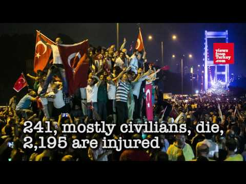 15 July - Failed Coup and the Future of Civil Society in Turkey, Istanbul