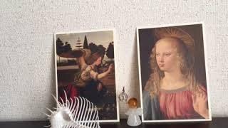 古びた教会から、天使ガブリエルが舞い降りてくる。無言のまま マリア様...