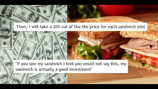 rrelationships - The Sandwich Recipe