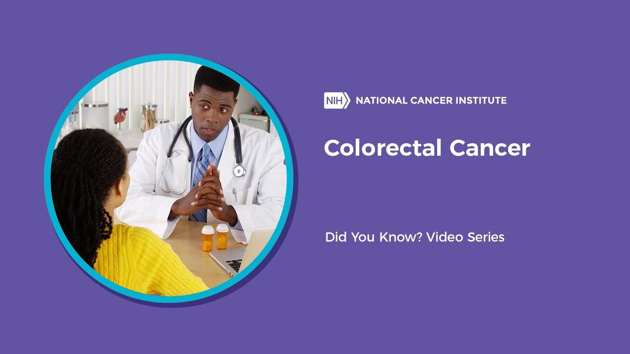 cancer colorectal nih)