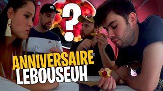 Je prépare une surprise pour l'anniversaire de Lebouseuh 🎂
