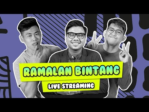 Ramalan Bintang Live Stream Feat Coconut Ivory Boys