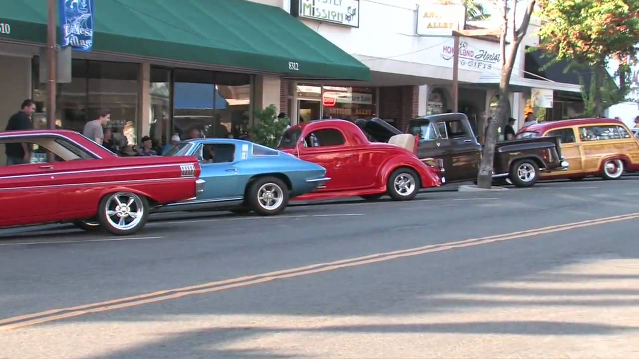 La MesaCA Car Show YouTube - Mesa car show