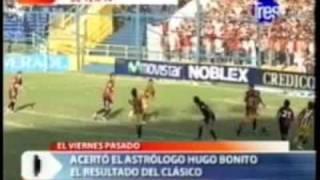 Pronóstico Clásico en Canal 3 Rosario