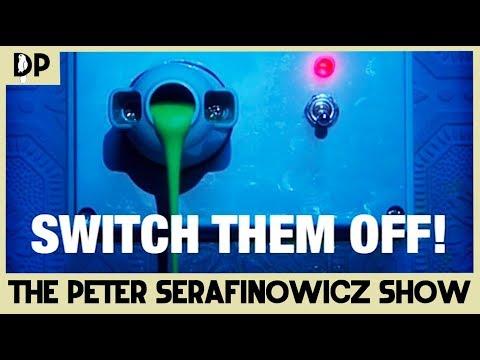 Poison Sockets  The Peter Serafinowicz   Dead Parrot