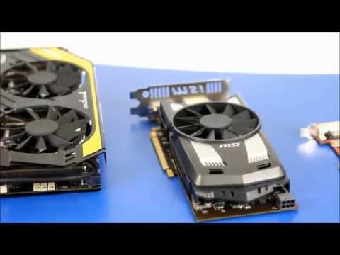 Как выбрать видеокарту? Какую видеокарту купить: nvidia или radeon?